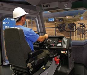 Formación preventiva para el operador de maquinaria de carga